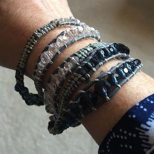 Jewelry - Wrap bracelet or necklace